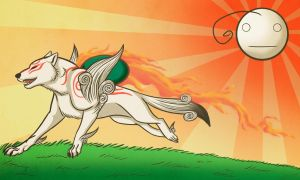 Cry of Okami by Devinital