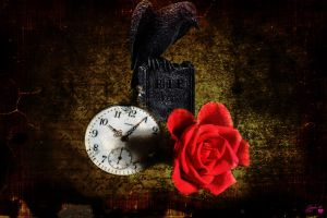 When Time Has Run Out by Branka-Johnlockian