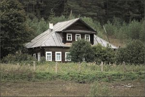 Wooden house by NikolaiMalykh