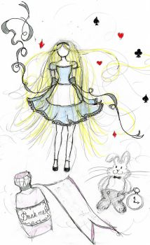 alice.. by Deidreden