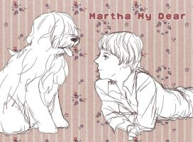 Martha My Dear by xxHCKxx