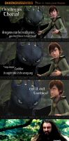 Oakencrossover #1: How to train your dragon - pt.1 by PeckishOwl
