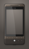 HTC Hero Preview Template by hundone