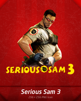Serious Sam 3 by A-Gr