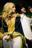 Andre' Grandier - Lucca Comix 2011 by RaveMaster91