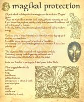 Book of Shadows 14 Page 1 by Sandgroan