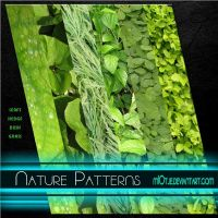 Nature patterns by M10tje by M10tje