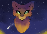 Spottedleaf's vision by warriorcats13