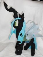 Queen Chrysalis Plush by Cryptic-Enigma