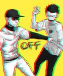 batter and zacharie by nonocuts