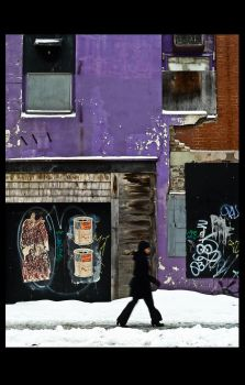Wall patchwork by cameraflou