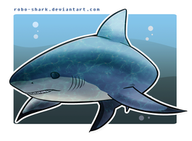Shark Week: Bull Shark by Robo-Shark