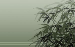 Bamboo Bush by f-law