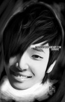 GiKwang - Drawing :For Maida: by MakaiAsh
