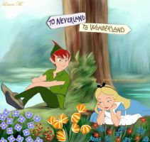 Where would you go? by Sweet-Amy-Leah