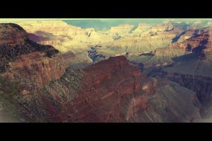 Grand Canyon by jonathonraist
