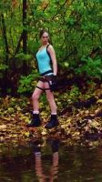 Tomb Raider Classic Lookback by trowastorm