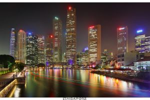 Postcards From SG by Draken413o