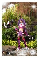 ELSWORD: Aisha Void Princess at FQ2 by jycll