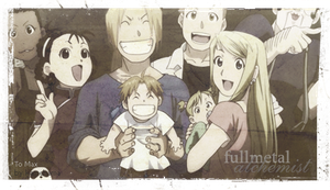 The End Of FMAB by Kamehama