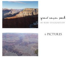 Grand Canyon Pack by ruby-stocknstuff