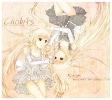 Chobits by Vinvii