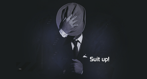 Suit up by zhiken