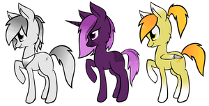 MIX (Mare Adoptables) [OPEN] by SugarElement