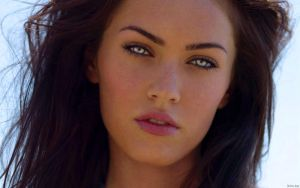 Megan Fox twinkle in her eye by M-A-B-08