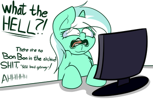 Rule 34's servers by Extra-Dan