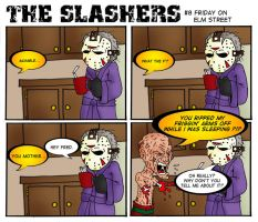 The Slashers 8 by crashdummie