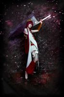 Magi:The labyrinth of magic.  Prince Kouha by GeshaPetrovich