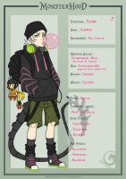 MH - Character Sheet - Yazoo (English) by Icarus-Skollsun