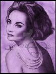 Old Work 2: Elizabeth Taylor by baremywords