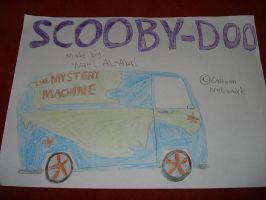 The Mystery Machine by Wael-sa
