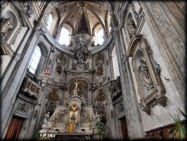 Jesuit church Mechelen 3 by pagan-live-style