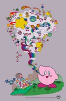 The World of Kirby by K1000SL