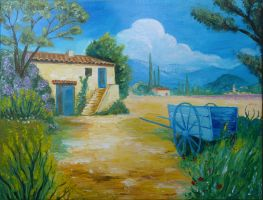 Provencale by UltimaDX