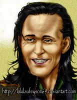 Tom Hiddleston As Loki In The Avengers 3 by lokilaufeyson69