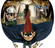 Over the Garden Wall by fnafmangl