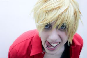 Panty and Stocking Male Version -06 by DamianNada