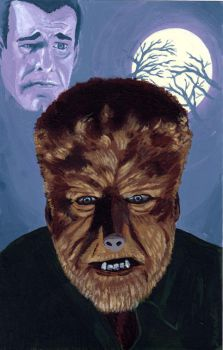Wolfman Chaney by Earth2Chris