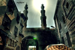 islamic cairo 3 by A-NaGy2010