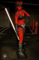 The Sith @ LFCC July 2013 - Darth Talon by faramon