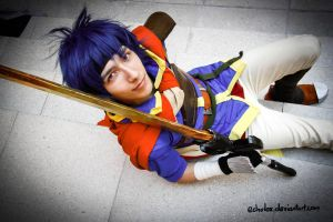 Ike (Fire Emblem) - Cosplay #4 by Echolox