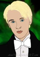 Draco Malfoy by alicia7403