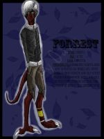 Reference 3: Forrest by German-Shepherd-Girl