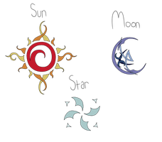 Guild Symbols by Tifa155