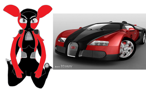 anthro Bugatti-veyron super sport by pd123sonic