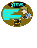 Steve - THE GUILD Profile by Jovey4